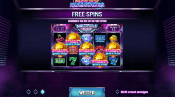 Disco Diamonds Play'n Go gratis Spielautomat
