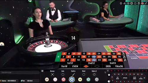 Vivo Live Gaming Casino Ares