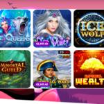 Live Spiele und Spielautomaten ohne Limits