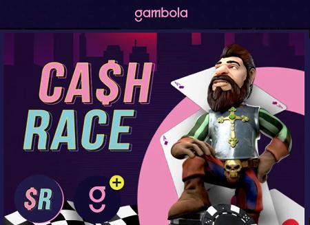 Gambola Cash Race