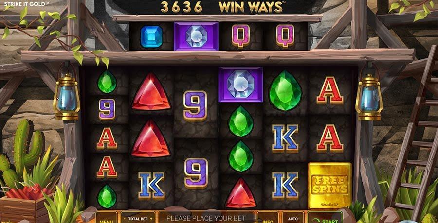 Srike it Gold Win Ways gratis spielen