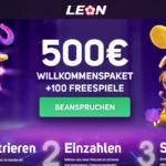 20€ einzahlen 100% Bonus erhalten und 100 kostenlose Freispiele