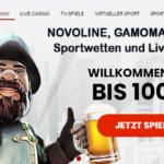 Dachbet Novoline plus Bonus Deutschland
