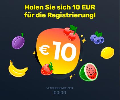 SlottyWay 10 Euro ohne Einzahlung